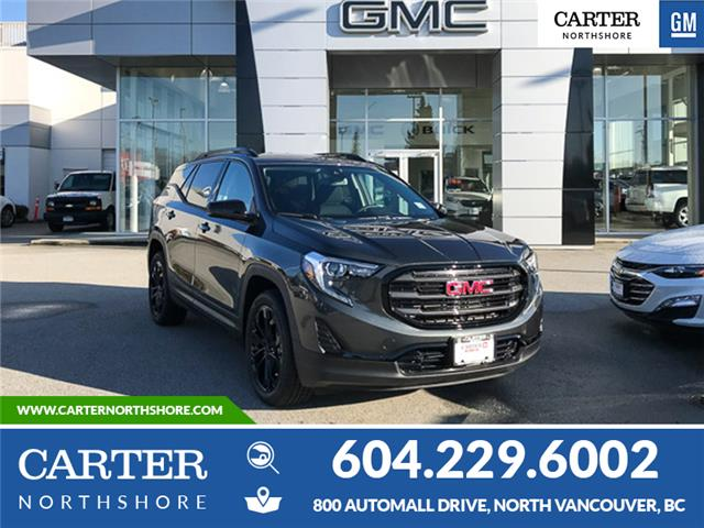 2020 GMC Terrain SLE (Stk: T54350) in North Vancouver - Image 1 of 13