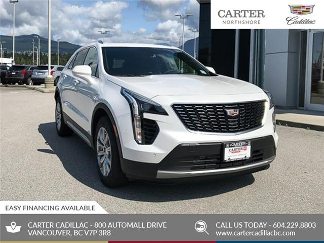 2020 Cadillac XT4 Premium Luxury (Stk: D44870) in North Vancouver - Image 1 of 24