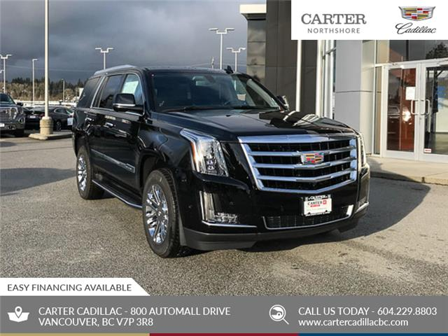 2020 Cadillac Escalade Base (Stk: D98550) in North Vancouver - Image 1 of 22