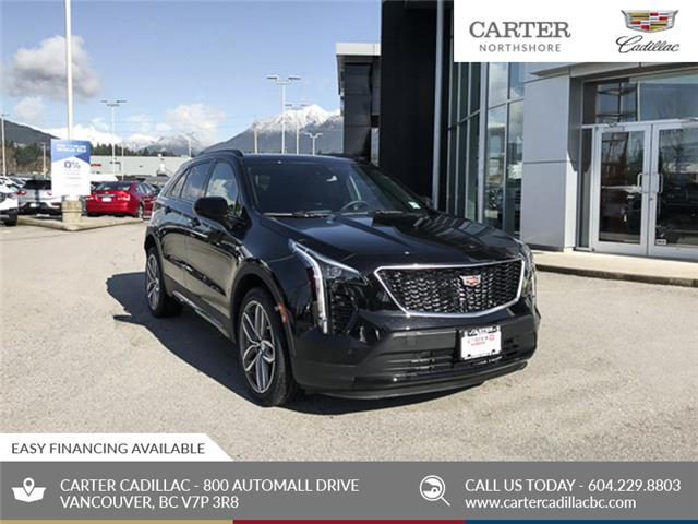 2020 Cadillac XT4 Sport (Stk: D38070) in North Vancouver - Image 1 of 24