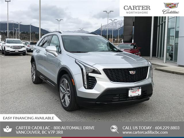 2020 Cadillac XT4 Sport (Stk: D17760) in North Vancouver - Image 1 of 22