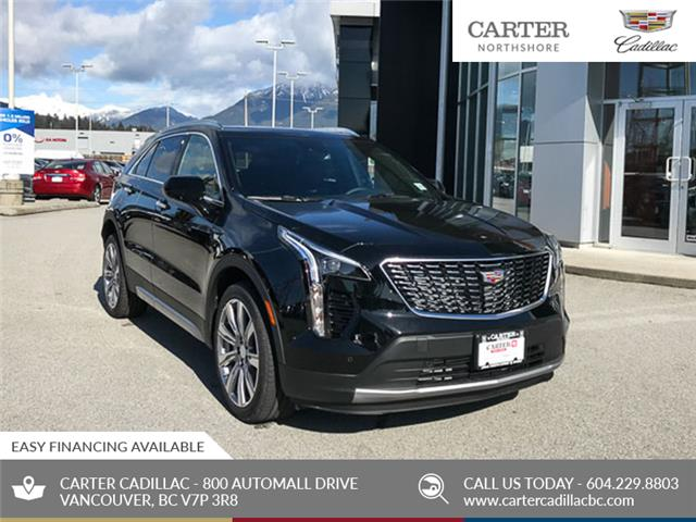 2020 Cadillac XT4 Premium Luxury (Stk: D50740) in North Vancouver - Image 1 of 24