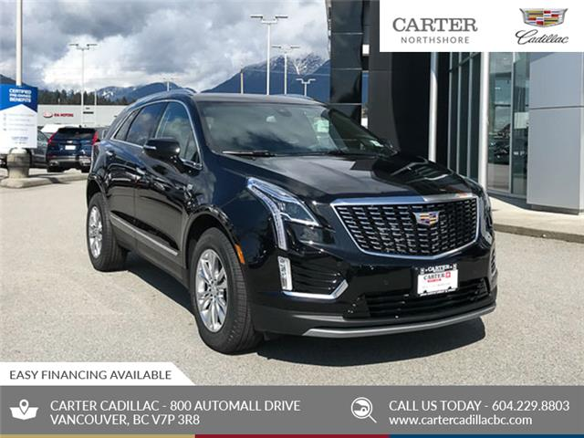 2020 Cadillac XT5 Premium Luxury (Stk: D13290) in North Vancouver - Image 1 of 24