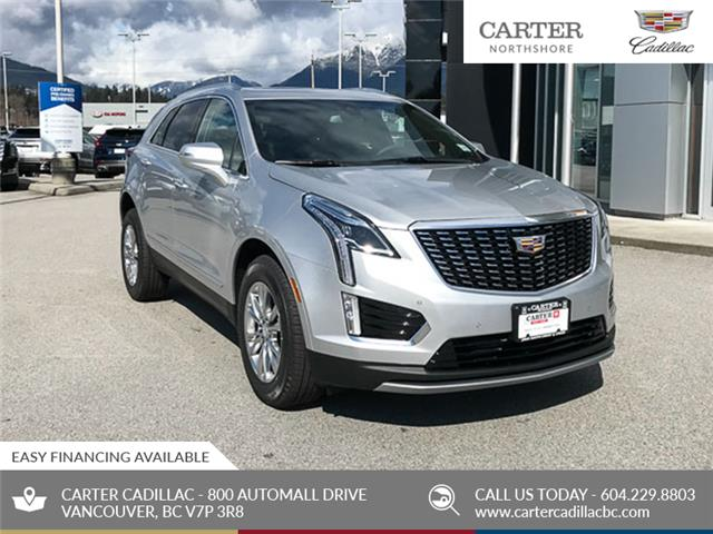 2020 Cadillac XT5 Premium Luxury (Stk: D70770) in North Vancouver - Image 1 of 24