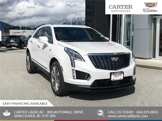 2020 Cadillac XT5 Premium Luxury (Stk: D10930) in North Vancouver - Image 1 of 24