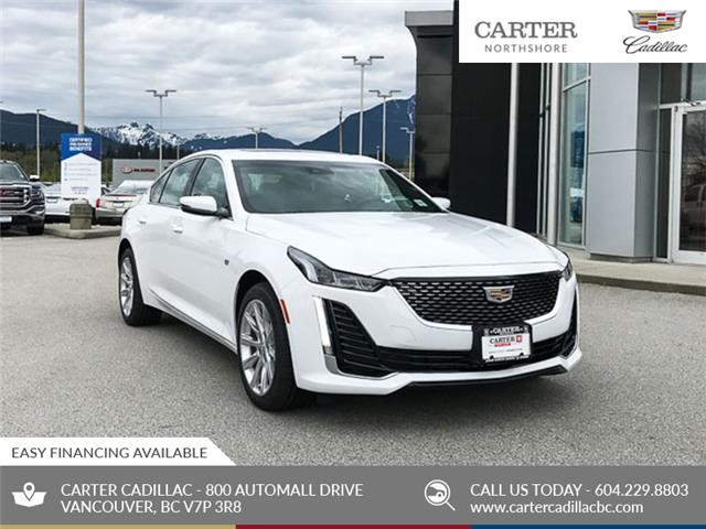 2020 Cadillac CT5 Luxury (Stk: D68090) in North Vancouver - Image 1 of 23