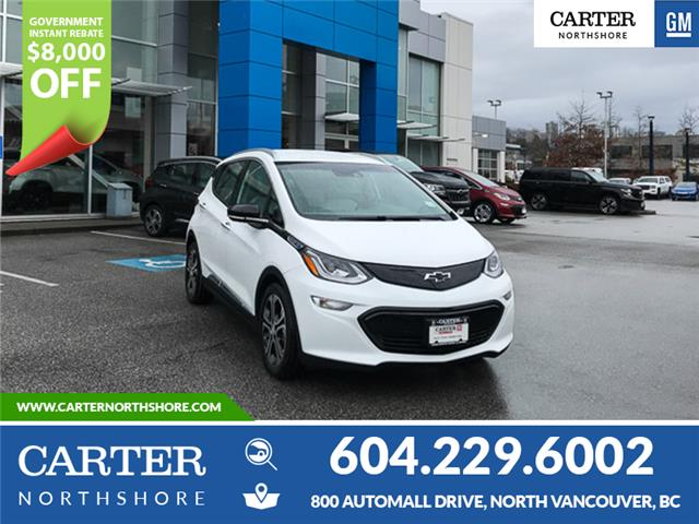2019 Chevrolet Bolt EV Premier (Stk: 9B02880) in North Vancouver - Image 1 of 13