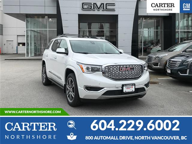 2019 GMC Acadia Denali (Stk: 9A18950) in North Vancouver - Image 1 of 14