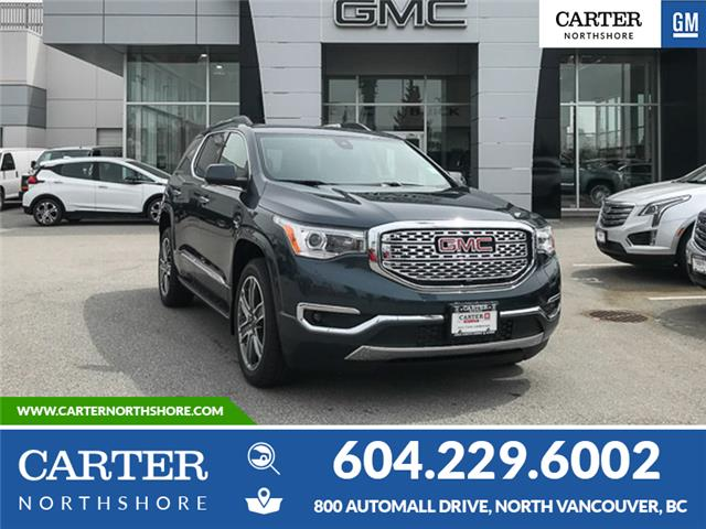 2019 GMC Acadia Denali (Stk: 9A67220) in North Vancouver - Image 1 of 13