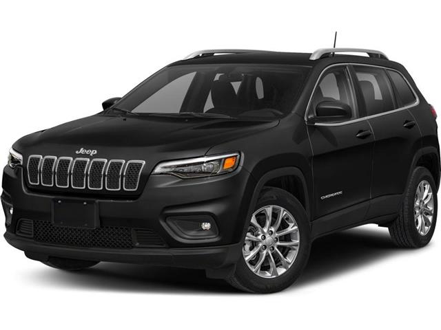2020 Jeep Cherokee Trailhawk (Stk: 200093) in Ottawa - Image 1 of 9