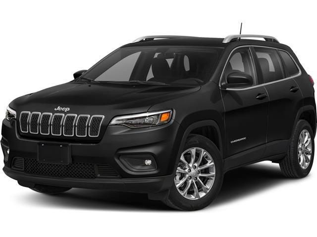 2020 Jeep Cherokee Trailhawk (Stk: 200093) in Ottawa - Image 1 of 9