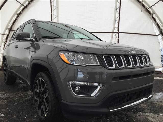 2020 Jeep Compass Limited (Stk: 200028) in Ottawa - Image 1 of 19