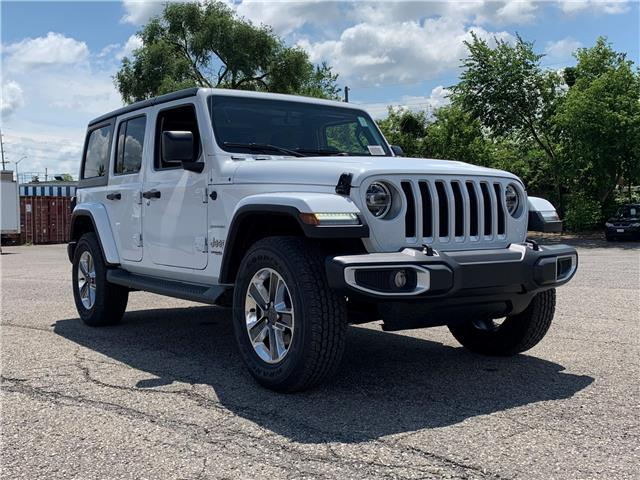 2020 Jeep Wrangler Unlimited Sahara (Stk: 200194) in Ottawa - Image 1 of 28