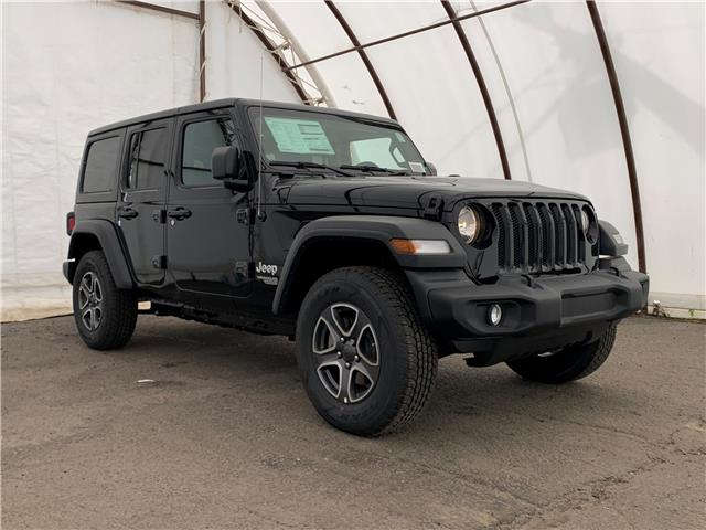 2020 Jeep Wrangler Unlimited Sport (Stk: 200210) in Ottawa - Image 1 of 30