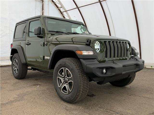 2020 Jeep Wrangler Sport (Stk: 200233) in Ottawa - Image 1 of 29