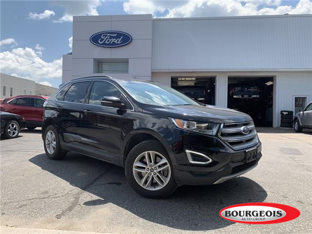 2017 Ford Edge SEL (Stk: 20072A) in Parry Sound - Image 1 of 16