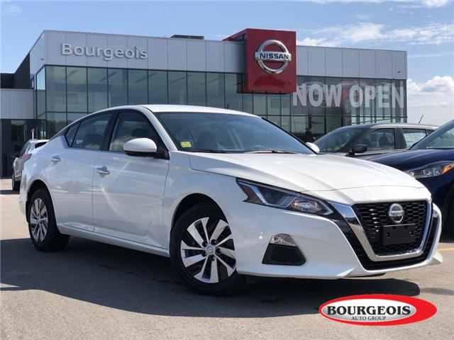 2020 Nissan Altima 2.5 S (Stk: R00081) in Midland - Image 1 of 14