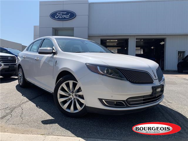 2015 Lincoln MKS Base (Stk: 20098A) in Parry Sound - Image 1 of 18