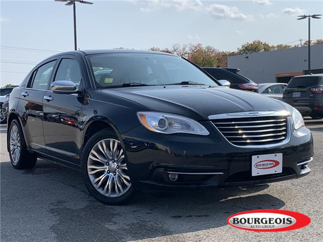 2013 Chrysler 200 Limited (Stk: 20MU24AA) in Midland - Image 1 of 9