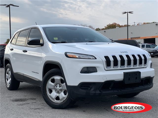 2014 Jeep Cherokee Sport (Stk: 20T666A) in Midland - Image 1 of 15