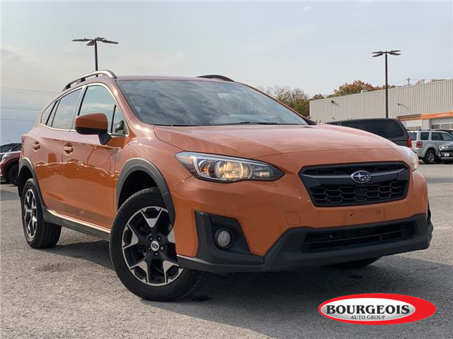 2018 Subaru Crosstrek Touring (Stk: 20T863AA) in Midland - Image 1 of 14