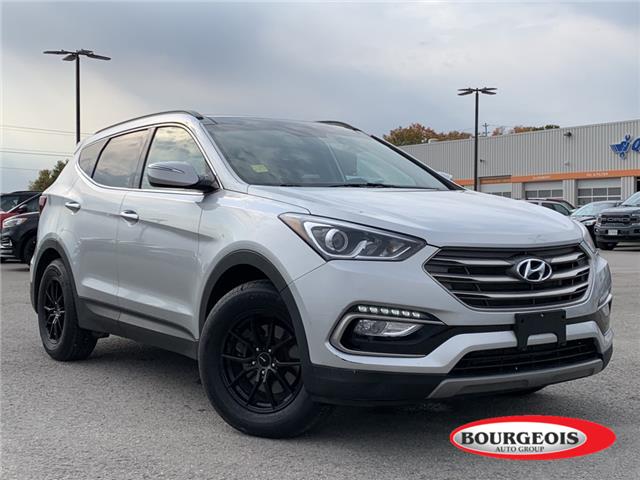 2017 Hyundai Santa Fe Sport 2.4 SE (Stk: 20T107AA) in Midland - Image 1 of 15