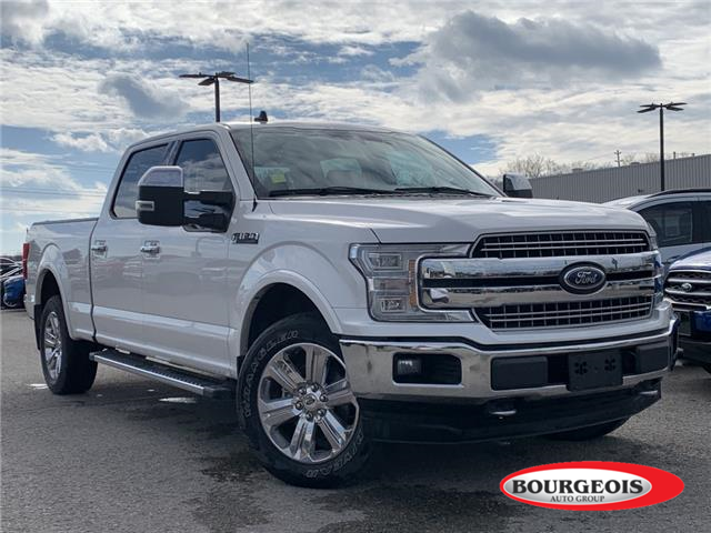 2019 Ford F-150 Lariat (Stk: 20T1037A) in Midland - Image 1 of 8