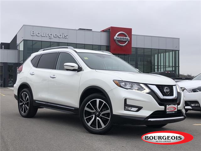 2020 Nissan Rogue SL (Stk: 00U163) in Midland - Image 1 of 19
