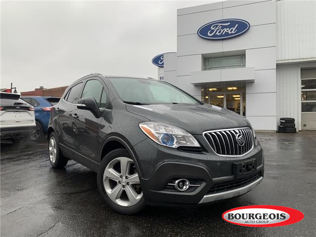 2016 Buick Encore Leather (Stk: OP2036) in Parry Sound - Image 1 of 17