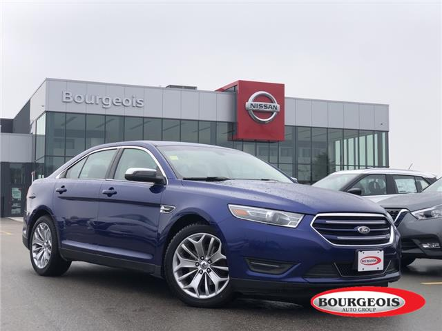 2013 Ford Taurus Limited (Stk: R00085A) in Midland - Image 1 of 13
