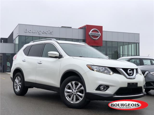 2015 Nissan Rogue SV (Stk: 00U169) in Midland - Image 1 of 15
