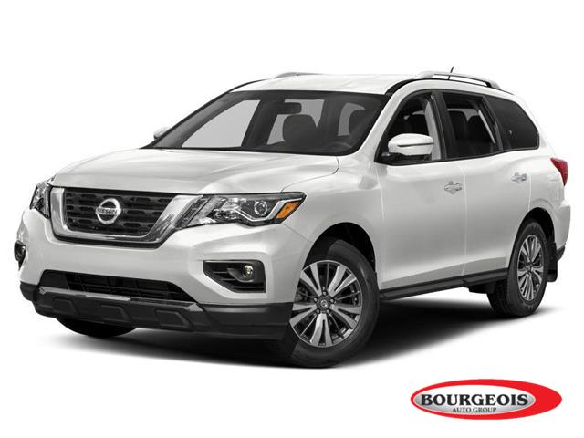 2017 Nissan Pathfinder SL (Stk: 20PA44A) in Midland - Image 1 of 9
