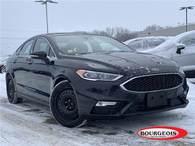 2017 Ford Fusion V6 Sport (Stk: 20T1032A) in Midland - Image 1 of 13