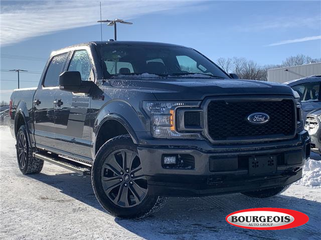 2018 Ford F-150 XLT (Stk: 21T22A) in Midland - Image 1 of 16