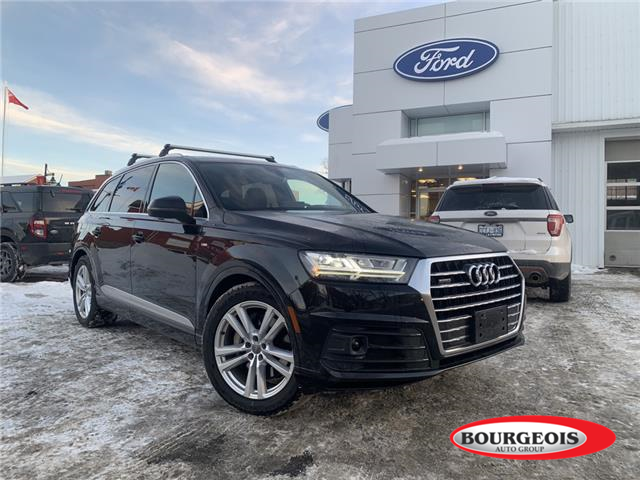 2017 Audi Q7 3.0T Technik (Stk: OP2103) in Parry Sound - Image 1 of 25