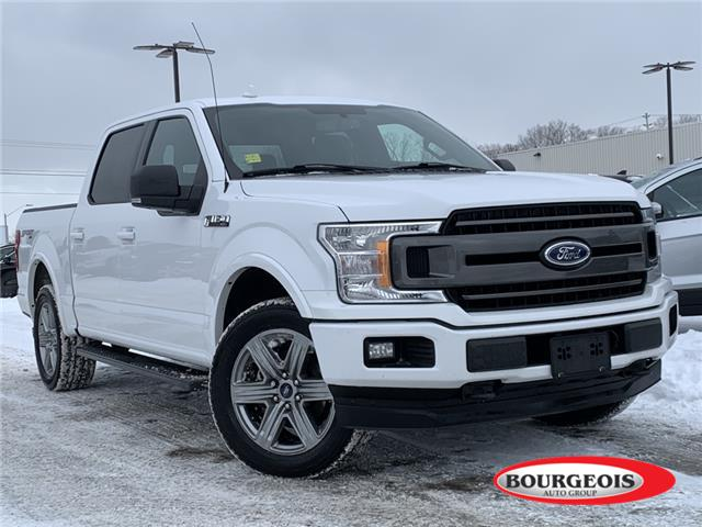 2018 Ford F-150 XLT (Stk: 21T68A) in Midland - Image 1 of 19