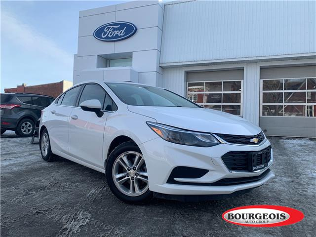 2017 Chevrolet Cruze LT Auto (Stk: 20RG95A) in Midland - Image 1 of 13