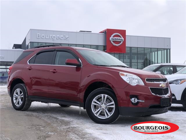 2013 Chevrolet Equinox 1LT (Stk: 21MR05A) in Midland - Image 1 of 12