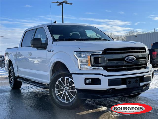 2019 Ford F-150 XLT (Stk: 0215PT) in Midland - Image 1 of 4