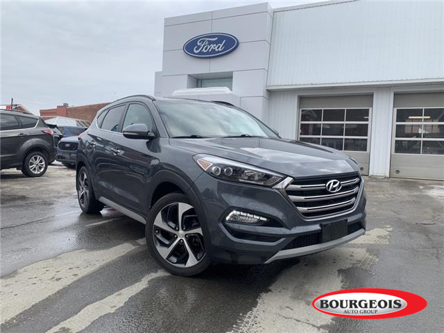 2017 Hyundai Tucson Limited (Stk: 20234A) in Parry Sound - Image 1 of 20
