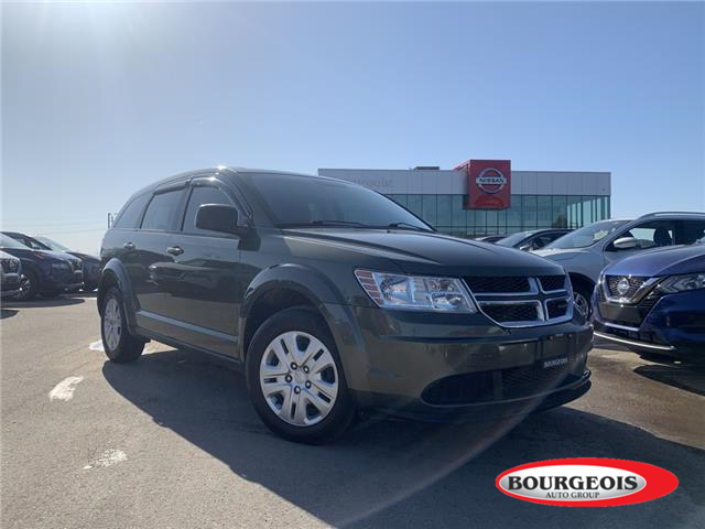 2017 Dodge Journey CVP/SE (Stk: 20KC80A) in Midland - Image 1 of 17