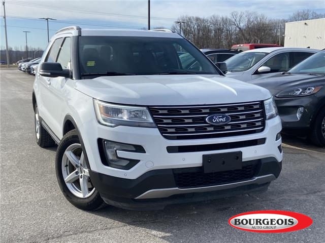 2016 Ford Explorer XLT (Stk: 021T3A) in Midland - Image 1 of 13