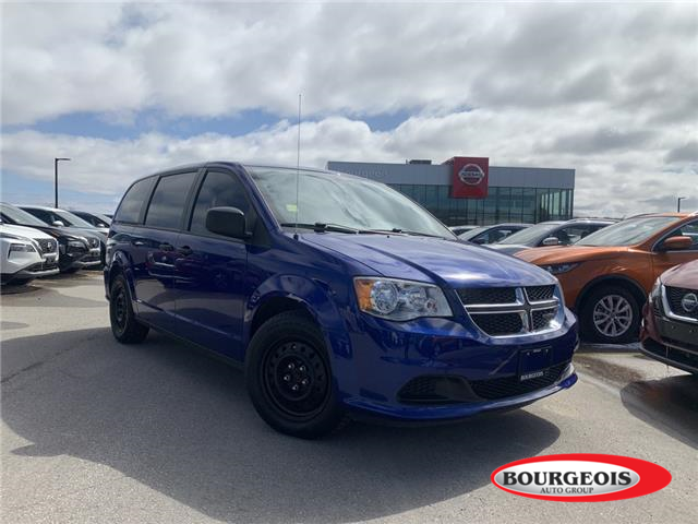 2018 Dodge Grand Caravan CVP/SXT (Stk: 20KC67A) in Midland - Image 1 of 16