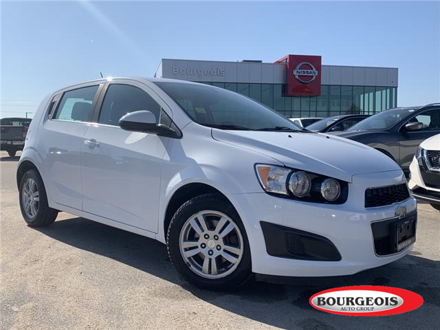2015 Chevrolet Sonic LT Auto (Stk: 20QA91A) in Midland - Image 1 of 16