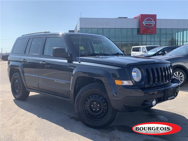 2015 Jeep Patriot Sport/North (Stk: 21RG91A) in Midland - Image 1 of 13