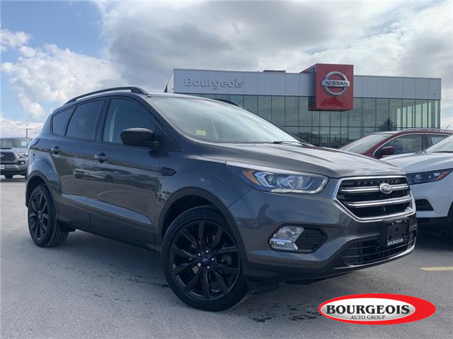 2017 Ford Escape SE (Stk: 21RG35A) in Midland - Image 1 of 17