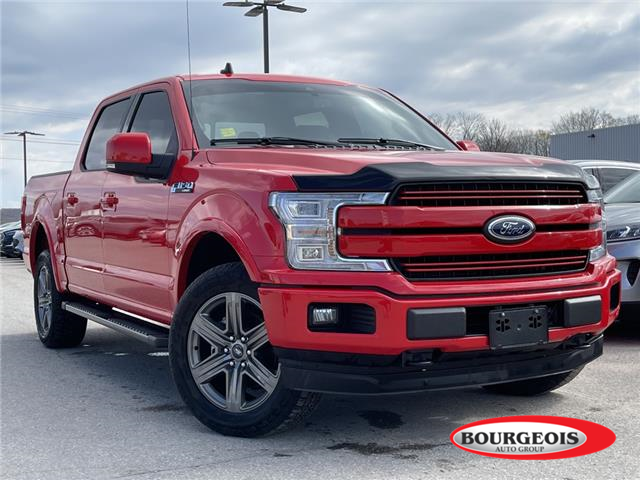 2020 Ford F-150 Lariat (Stk: 0256PT) in Midland - Image 1 of 15