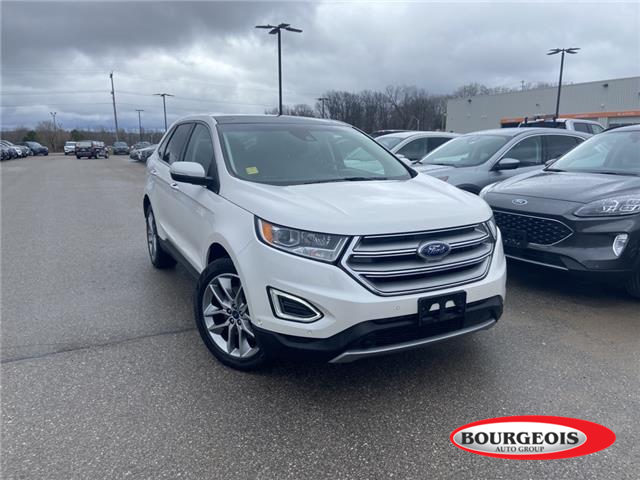 2018 Ford Edge Titanium (Stk: 21T249A) in Midland - Image 1 of 12