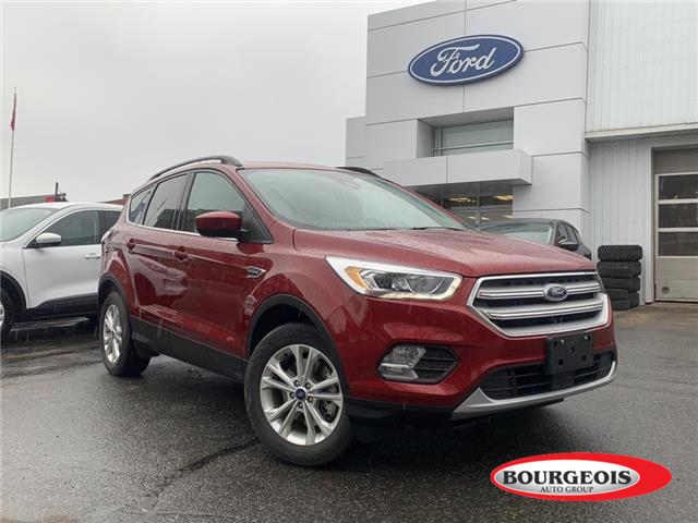 2018 Ford Escape SEL (Stk: 21048A) in Parry Sound - Image 1 of 17