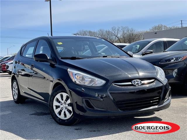 2015 Hyundai Accent GL (Stk: 260PTA) in Midland - Image 1 of 3